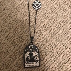 Blackcraft Cult Reversible Necklace